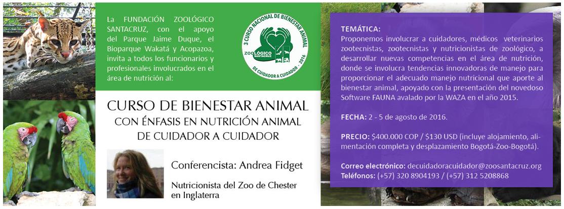 curso de bienestar animal